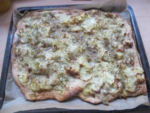 Kartoffel-Pizza