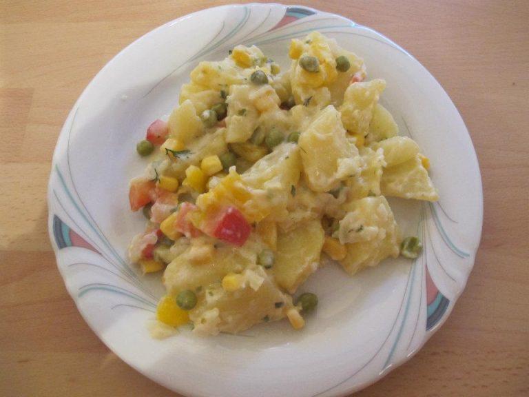 Kartoffelsalat light