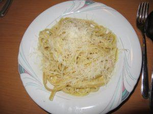 Spagetti-Carbonara