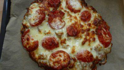 Fladenbrotpizza - Rezeptfamilie Koch- und Backrezepte unserer Familie