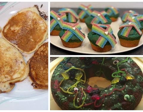 Backen - Kuchen - Brot - Muffins - Rezeptfamilie
