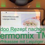 Zubehör Messerabdeckung für Thermomix TM6