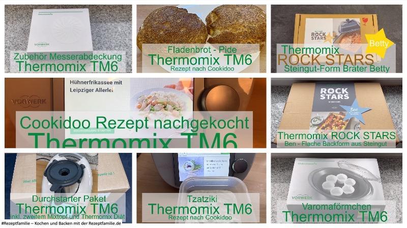 Kochen mit dem Thermomix - Rezeptfamilie