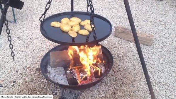 Potato BBQ - Rezeptfamilie