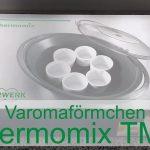Thermomix ROCK STARS Ben – Flache Backform aus Steingut