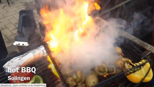 hot BBQ - Rezeptfamilie